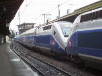 Snelle franse trein 3 letters