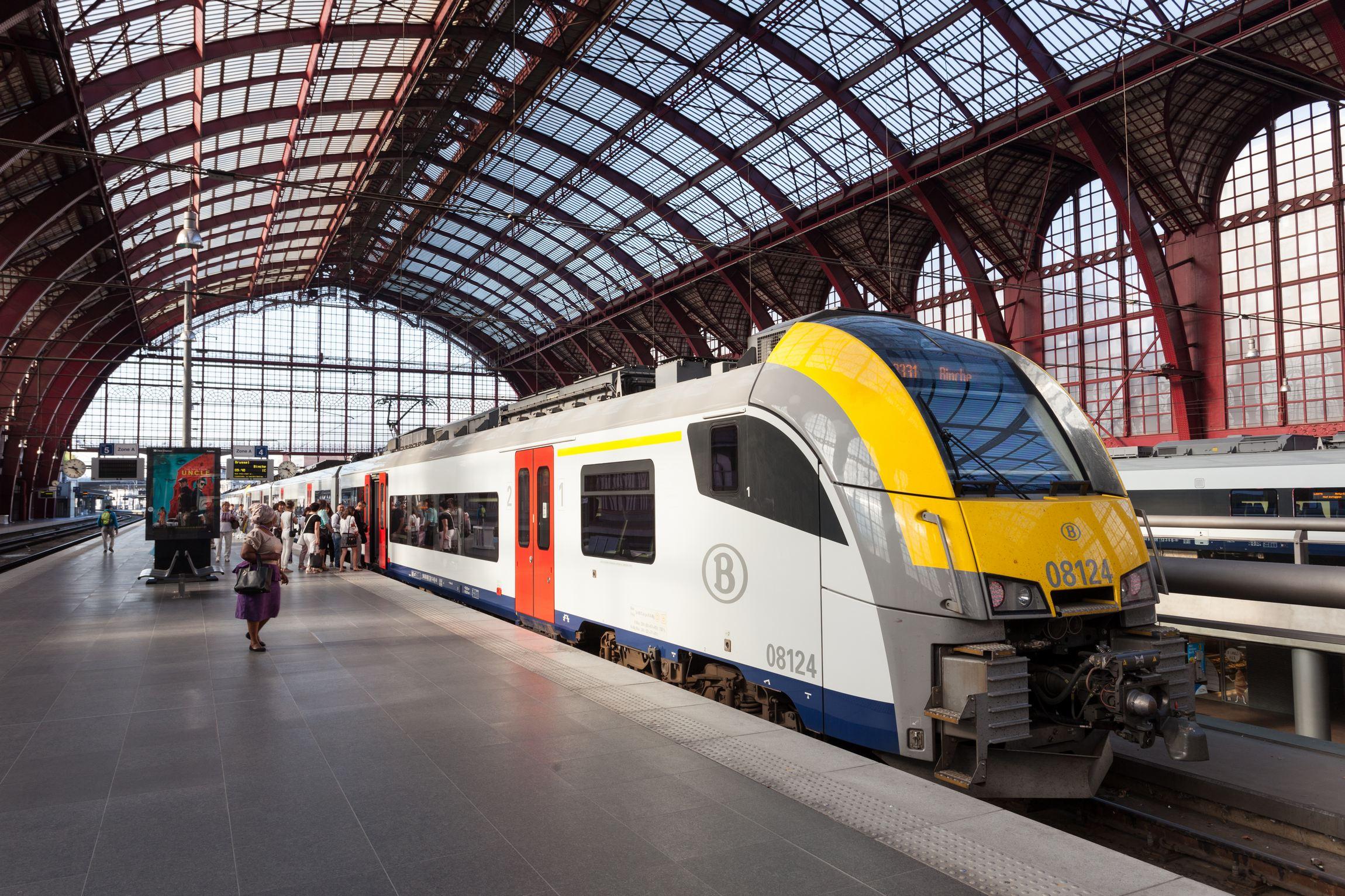 Staking Belgische spoorwegen treft ook reizigers naar Frankrijk