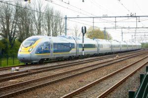Eurostar: Bij lancering 1 trein per dag naar Londen