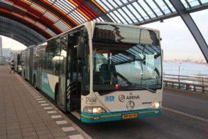 Arriva: Uiterlijk 2018 geen contant geld in de bus