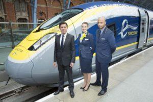 Eurostar Amsterdam – Londen krijgt vertraging