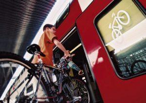 Fiets mag vanaf 2017 mee met Intercity Direct