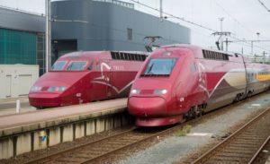 Thalys neemt KLM-vlucht Amsterdam – Brussel over