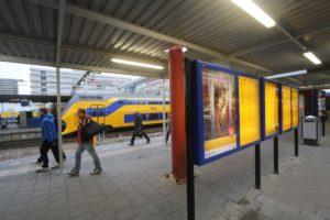 Wisselstoring treft Utrecht Centraal