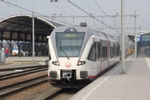 Mansveld wil investeren in elektrificatie Maaslijn