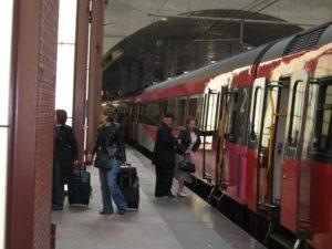 Luchthaven Brussel beter per trein bereikbaar