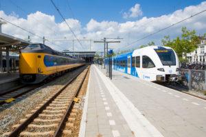 Kruidvat treinkaartje: vanaf € 13,99 (bij 3 stuks) tot € 15,99