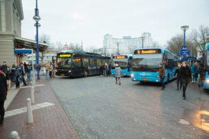 Staking: bijna alle bussen vallen uit