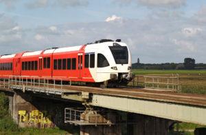 Gedeeltelijk zelfrijdende trein in najaar getest tussen Groningen en Zuidhorn