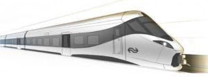Alstom gaat 79 intercity treinen voor NS maken
