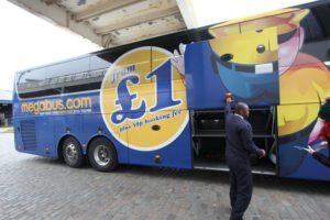 Megabus wordt onderaannemer van Flixbus