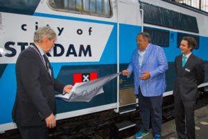 Tweede 1200 loc gered voor Panorama Rail Restaurant