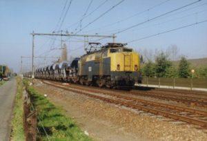 Locomotieven 1200 serie vieren 60 jarig bestaan