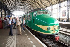 Spoorparade hoogtepunt van 175 jaar spoor