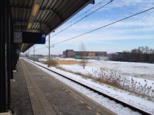 Kans op aanpassing NS-treindienst door sneeuw