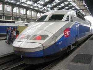 Frankrijk per trein – Franse spoorwegen SNCF