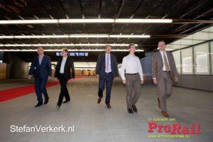 Nieuwe stationstunnel Arnhem open