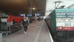 Voordelige snelle trein naar België nog ver weg