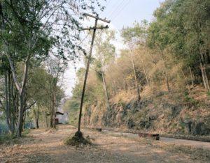 Fototentoonstelling Birma-Siam spoorlijn in Spoorwegmuseum
