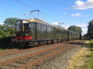 175 jaar spoor: Zaterdag historische treinen