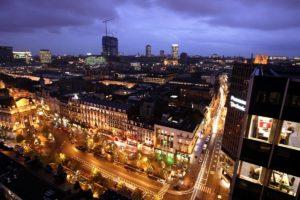 Trein Brussel: Enkele reis € 25