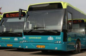 Connexxion: contant geld uit bus weigeren mag niet