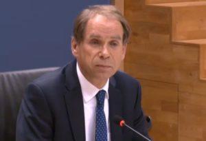 Engelhardt Robbe verlaat NS