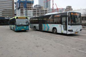Staking dreigt in streekbusvervoer