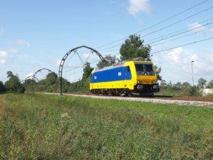 Huisstijl Intercity Direct aangepast aan NS