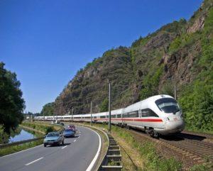Weer treinstaking in Duitsland