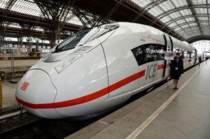 Reisverslag: Treinrondreis met baby tijdens DB-staking