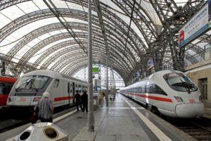 Staking van 109 uur dreigt bij Duitse spoorwegen (DB)