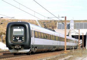 Denemarken per trein – Deense spoorwegen DSB