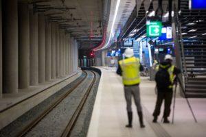 Spoorsector vindt veiligheidseisen spoortunnels te streng
