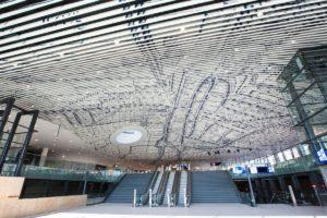 In Beeld: het nieuwe station van Delft