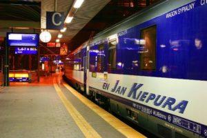 Dienstregeling nachttrein Amsterdam – Warschau – Moskou