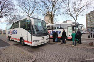 Eurolines: Groot netwerk maar weinig comfort