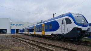 NS zet meer nieuwe FLIRT treinen in