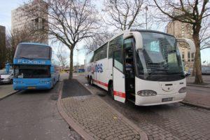 Internationale bus zeer voordelig bij lastminutes