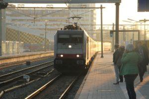 Intercity direct tijdens avondspits weer via normale dienstregeling