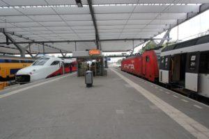 Minister eist Fyra Den Haag – Brussel
