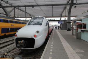 """""""Fyra definitief verkocht aan Italiaanse spoorwegen"""""""