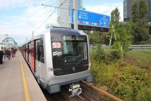 Beveiligingssysteem metro Amsterdam vertraagd