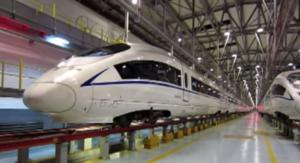 Nederlands bedrijf ontdooit Chinese hogesnelheidstrein sneller