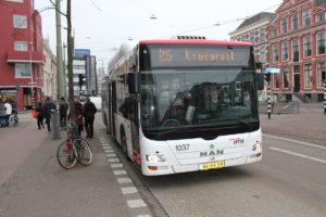 HTM: vervoer in Den Haag start om woensdag om 10:00 uur