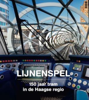 HTM viert 150 jarig bestaan Haagse tram met speciaal boek