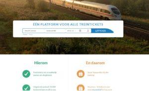 HappyRail: miles sparen bij internationale treinreizen