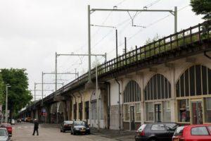Vaarwel station Rotterdam Hofplein
