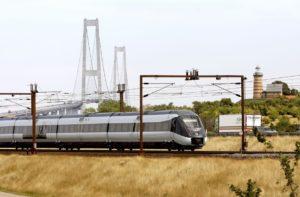 Deense treinen van AnsaldoBreda allen buiten dienst