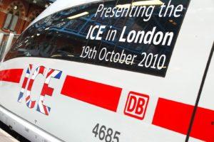 Deutsche Bahn mag door Kanaaltunnel naar Londen rijden